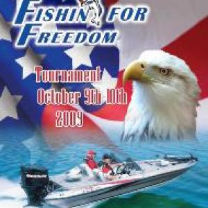 New Fishing & Hunting License on Sale Now, Plus TuffMan,TAHB,Fishin' for Freedom